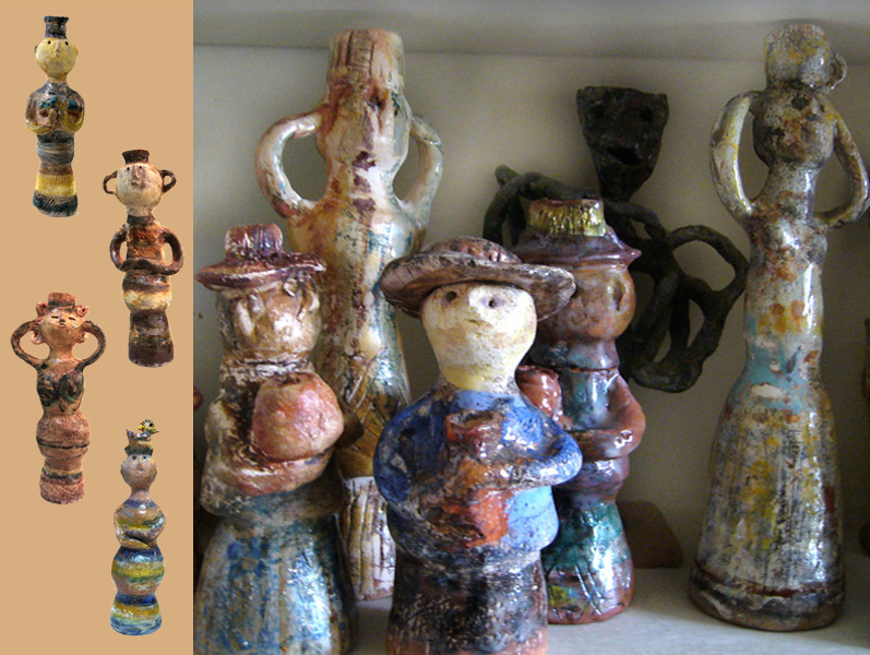Pages Yvette Libert statuettes 2